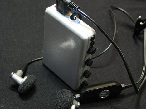 Stop stammering with our device StutterStop